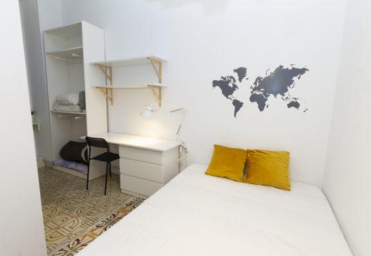 Detalle Dormitorio Entenza 16
